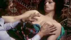 Gloria Guida nude bush and Femi Benussi nude- La novizia (IT-1975) (2)