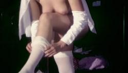 Gloria Guida nude bush and Femi Benussi nude- La novizia (IT-1975) (8)