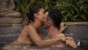 Jessica Szohr hot sexy and wet - Kingdom (2015) s2e3