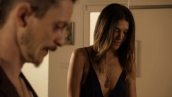 Jessica Szohr nude side boob and sex - Kingdom (2015) s02e02 HD 1080p (9)