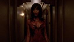 Lady Gaga and Angela Bassett hot lesbian sex and Naomi Campbell hot - American Horror Story (2015) s5e3 hd720-1080p (5)