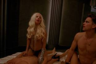 Lady Gaga butt in thong Chasty Ballesteros hot – American Horror Story s05e01 (2015) HD 1080p