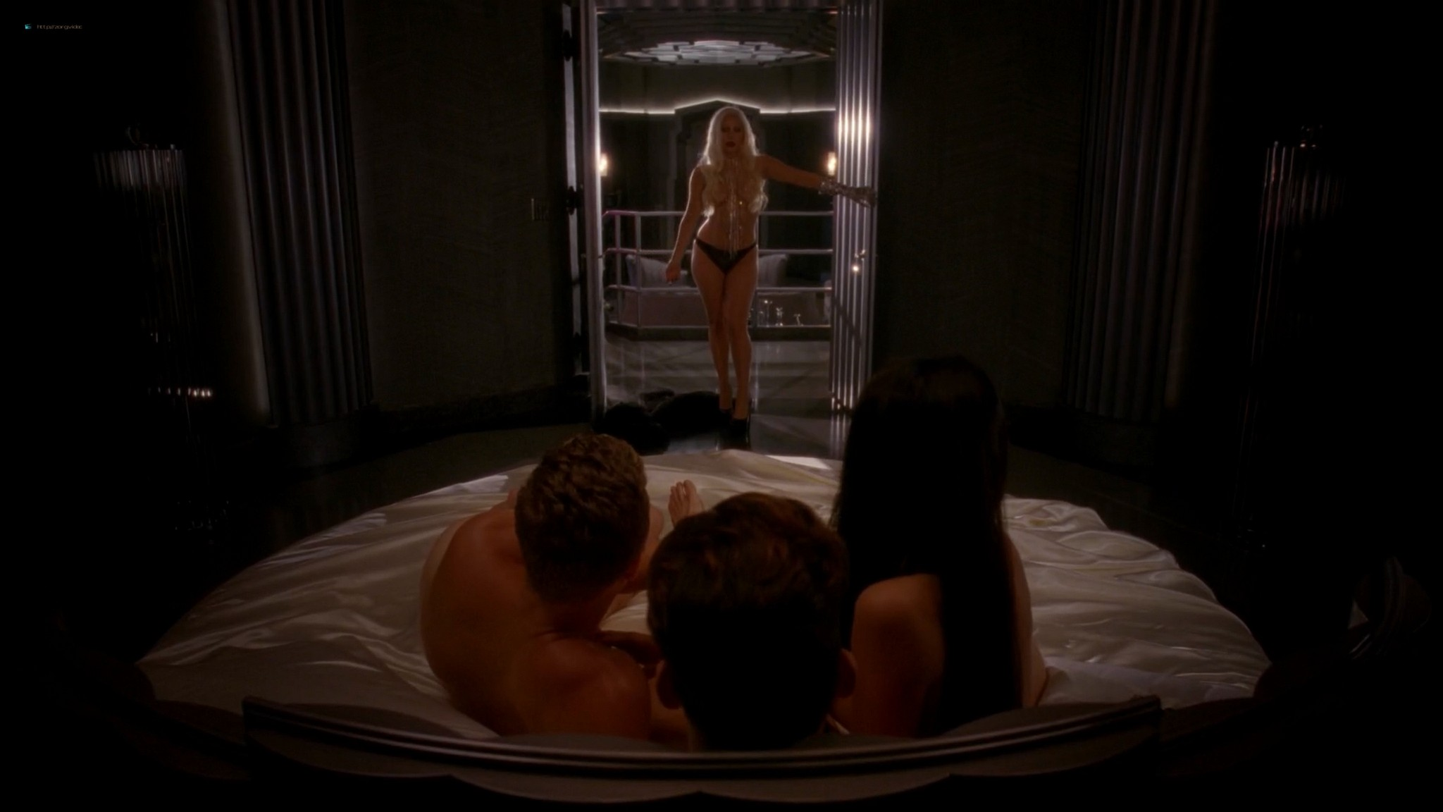 Lady Gaga butt in thong Chasty Ballesteros hot – American Horror Story s05e01 (2015) HD 1080p (10)
