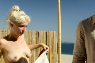 Lucie Debay nude topless and Jeanne Rosa nude –  Un Français (FR-2015) HD 1080p BluRay