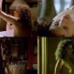 Valeria Golino nude bush and nude boobs – Il sole nero (IT-2007)
