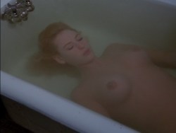 Virginia Madsen nude full frontal - Gotham (1988) (2)