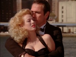 Virginia Madsen nude full frontal - Gotham (1988) (15)