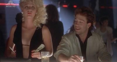 Lisa Niemi nude full frontal and Virginia Madsen hot - Slam Dance (1987) HDTV1080p (7)