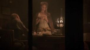 Alicja Bachleda nude topless and Yvonne Strahovski hot - Edge (2015) HD 1080p (5)