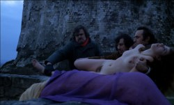 Annie Belle nude bush Martine Grimaud nude others nude too - Lips of Blood (FR-1975) HD 1080p BluRay (7)