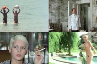 Annie Belle nude full frontal and Felicity Devonshire nude – La fine dell'innocenza (IT-1975)