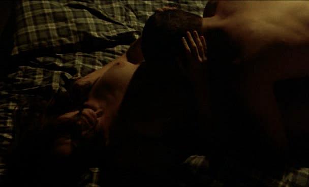 Elodie Bouchez nude sex in brief scene - A toute vitesse (FR-1996) (7)