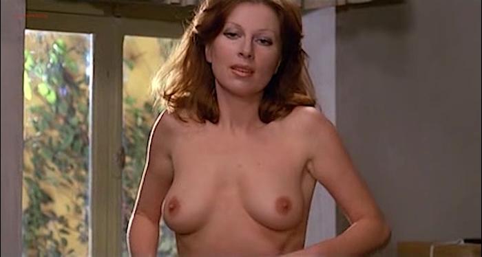 Gloria Guida nude bush and Anita Sanders nude butt - Quella Eta Maliziosa (IT-1975) (6)