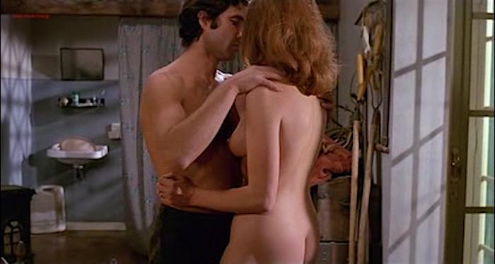 Gloria Guida nude bush and Anita Sanders nude butt - Quella Eta Maliziosa (IT-1975) (3)