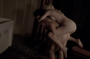 Lady Gaga butt in thong Helena Mattsson nude butt – American Horror Story (2015)  s05e06 HD 1080p