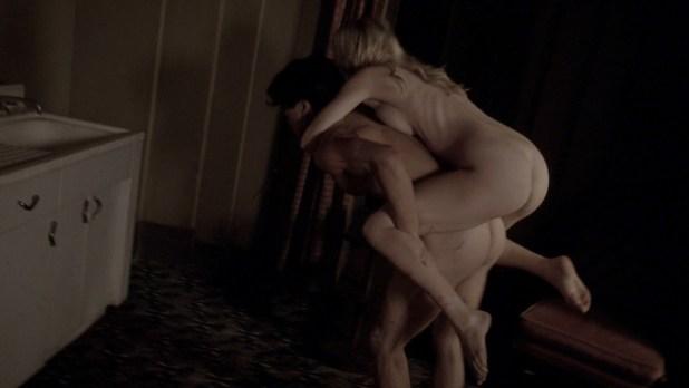 Lady Gaga butt in thong Helena Mattsson nude butt – American Horror Story (2015) s05e06 HD 1080p (9)