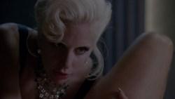 Lady Gaga butt in thong Helena Mattsson nude butt – American Horror Story (2015) s05e06 HD 1080p (4)