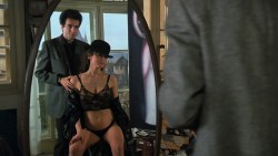 Lena Olin nude butt Juliette Binoche nude other's nude too -The Unbearable Lightness of Being (1988) HD 720p WEB-DL (13)