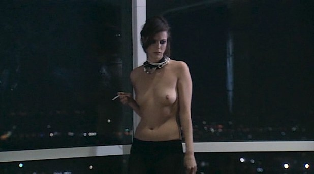 Marina Kalogirou nude bush skinny dipping Anna Mouglalis nude - Alithini zoi (GR-2004) (14)