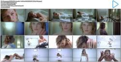 Milla Jovovich nude brief bush and side boob - Resident Evil (2002) HD 1080p BluRay (2)