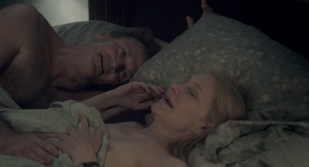 Patricia Clarkson nude brief boobs – Learning to Drive (2014) HD 1080p BluRay