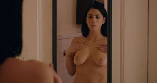 Sarah Silverman nude topless sex doggy style - I Smile Back (2015) HD 1080p BluRay (9)