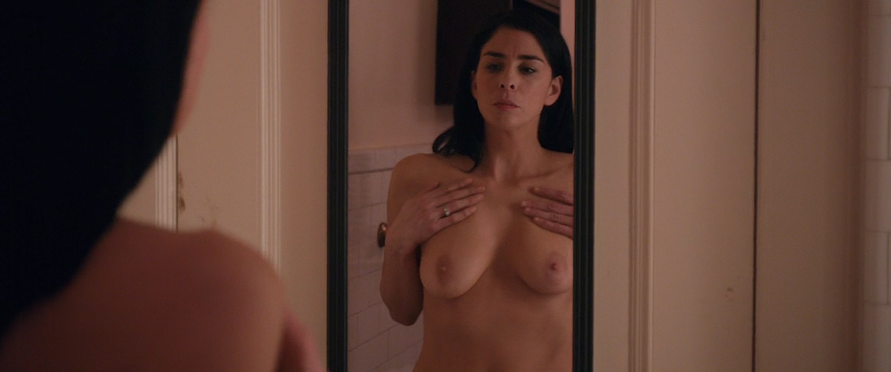 Sarah Silverman nude topless sex doggy style – I Smile Back (2015) HD 720p  Web-DL