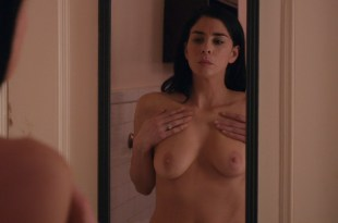 Sarah Silverman nude topless sex doggy style - I Smile Back (2015) HD 720p Web-DL (3)