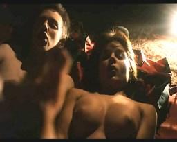 Elena Anaya nude topless and sex - Africa (1996)