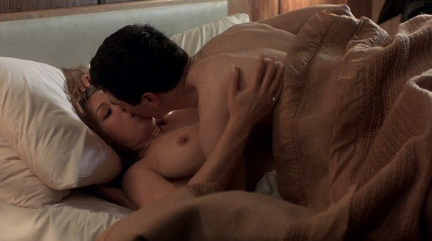 Alex Kingston nude bush and Holly Davidson nude butt - Essex Boys (UK-2000) HD720p Web-DL (13)