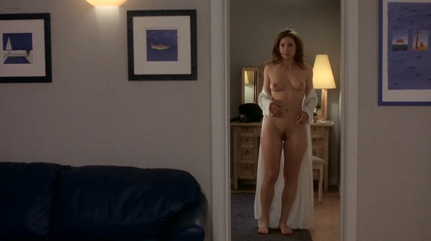Alex Kingston nude bush and Holly Davidson nude butt - Essex Boys (UK-2000) HD720p Web-DL (10)