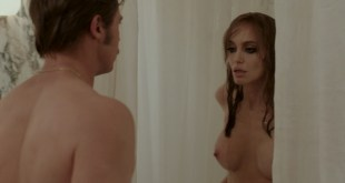 Angelina Jolie nude topless and Melanie Laurent nude sex - By The Sea (2015) HD 1080p WEB-DL UNCUT (6)