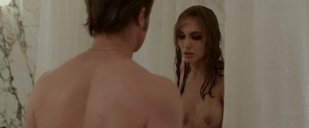 Angelina Jolie nude topless and Melanie Laurent nude sex - By The Sea (2015) HD 1080p WEB-DL UNCUT (5)