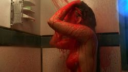 Drew Barrymore nude in the shower - Doppelganger (1993) HD 1080p Web (8)