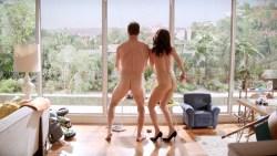 Lisa Edelstein nude butt and sex Beau Garrett and Necar Zadegan hot – Girlfriends Guide to Divorce s02e04 (2015) HD 1080p (1)