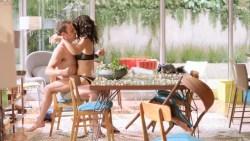 Lisa Edelstein nude butt and sex Beau Garrett and Necar Zadegan hot – Girlfriends Guide to Divorce s02e04 (2015) HD 1080p (7)