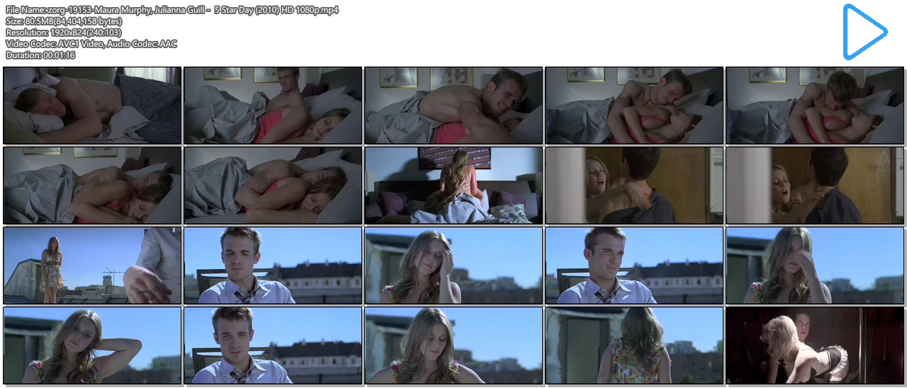 Maura Murphy nude stripper and Julianna Guill nude covered - 5 Star Day (2010) HD 1080p (8)