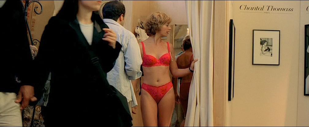 Cécile De France nude topless lot of sex - L'art (délicat) de La Séduction (FR-2001) (7)