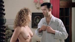 Alex Kingston nude full frontal Kate Hardie nude - Croupier (1998) HD 1080p BluRay (2)