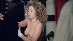 Alex Kingston nude full frontal Kate Hardie nude - Croupier (1998) HD 1080p BluRay (1)