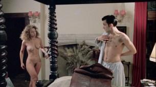 Alex Kingston nude full frontal Kate Hardie nude - Croupier (1998) HD 1080p BluRay (5)