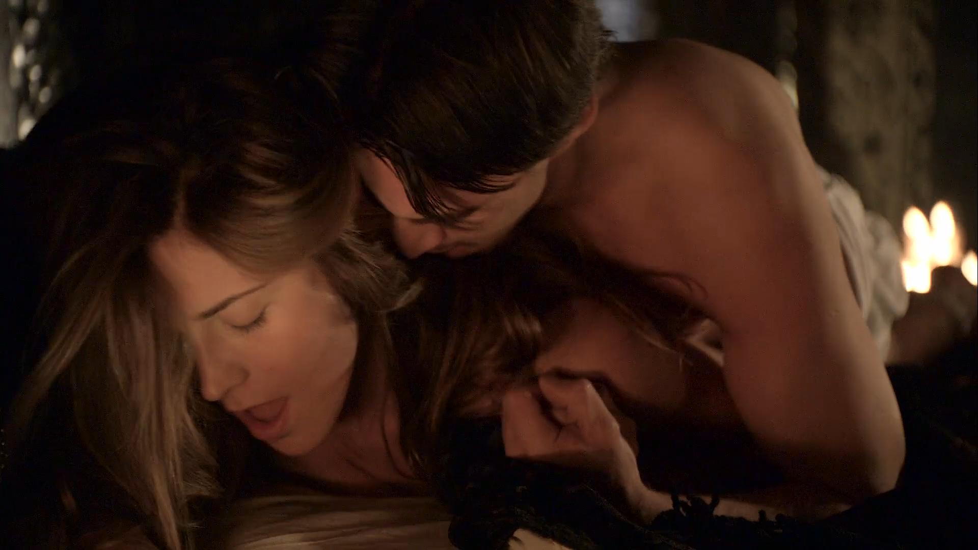 Ruta gedmintas nude sex scene in the tudors series on scandalplanetcom