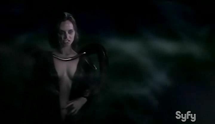 Eliza Dushku hot and wet - Open Graves (2009) (1)