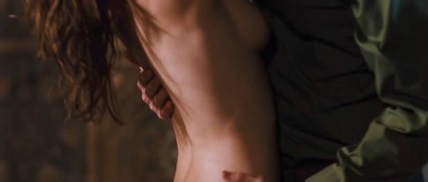 Eliza Dushku hot butt in thong and Lindy Booth hot sex - Nobel Son (2007) HD 1080p BluRay (4)