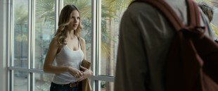 Halston Sage hot and sexy - Paper Towns (2015) HD 1080p BluRay
