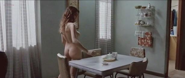 Irene Azuela nude full frontal, bush and sex - Las Oscuras Primaveras (MX-2014) (8)