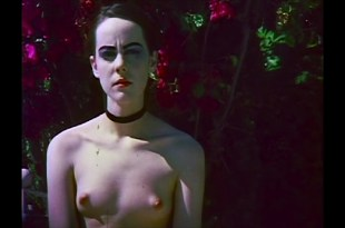Jena Malone nude topless – The Painted Lady