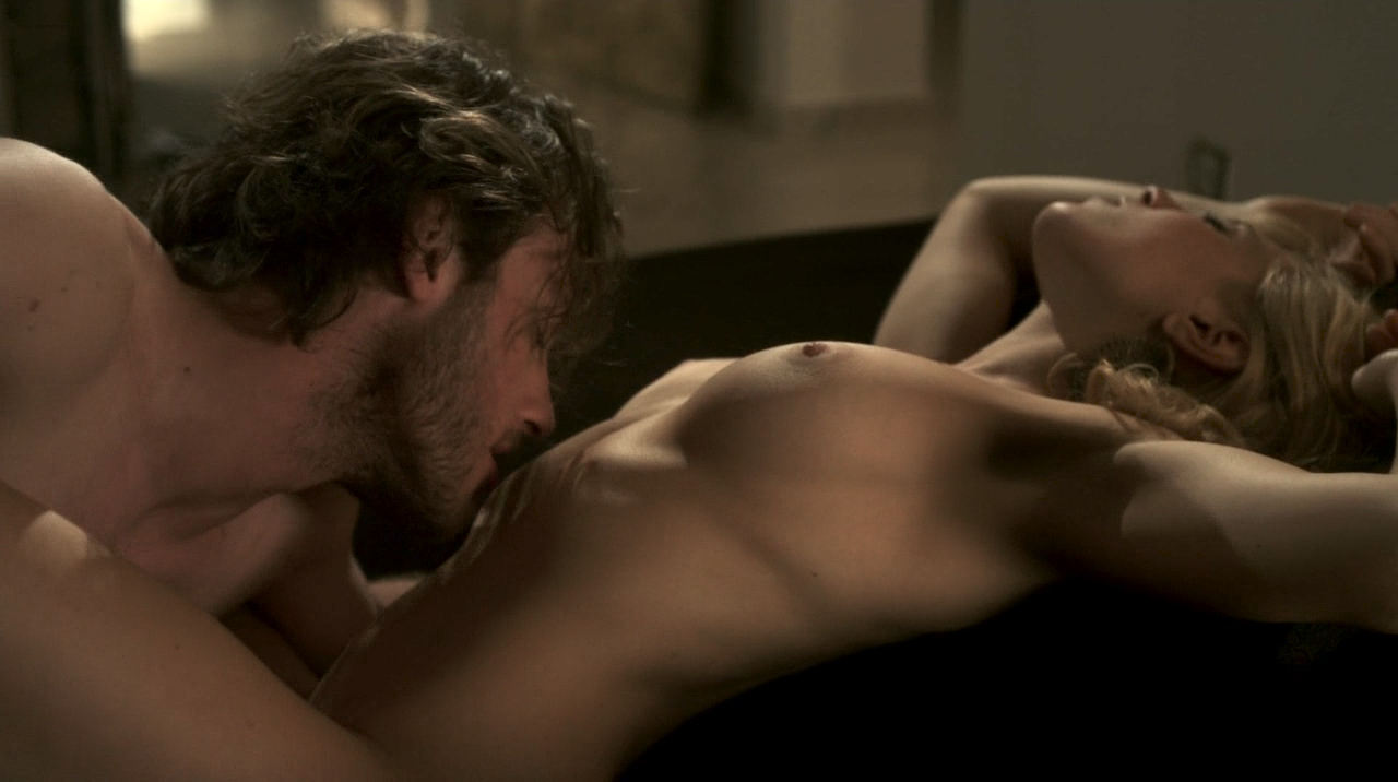 Kaya scodelario's hot sex scene