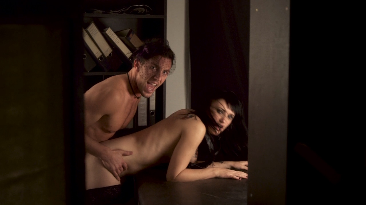 Sally Golan nude sex and Elizabeth Brissenden nude too -The Girl's Guide to Depravity (2012) s1e9 HDTV 720p (3)