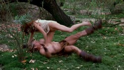 Tanya Roberts nude topless - The BeastMaster (1982) HD 1080p BluRay (1)